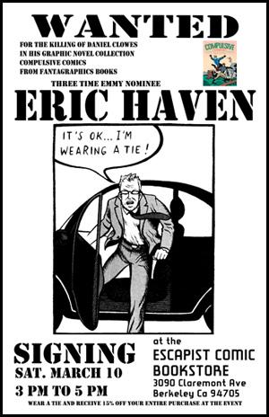 Eric Haven At Escapist
